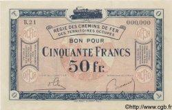 50 Francs FRANCE régionalisme et divers  1923  SPL