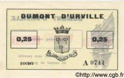 25 Centimes FRANCE régionalisme et divers  1936 Kol.184b / KM.206a NEUF
