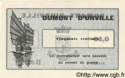 50 Centimes FRANCE régionalisme et divers  1936 Kol.185b / KM.207a NEUF