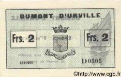 2 Francs FRANCE régionalisme et divers  1936 Kol.187b / KM.209A pr.NEUF