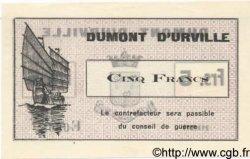 5 Francs FRANCE régionalisme et divers  1936 Kol.188 NEUF