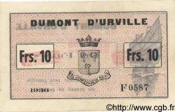 10 Francs FRANCE régionalisme et divers  1936 Kol.189 SPL