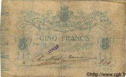 5 Francs FRANCE régionalisme et divers  1872 BPM.007.1 TB