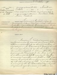 Document FRANCE régionalisme et divers  1870 BPM.- TTB