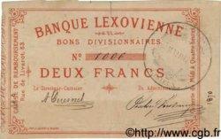 2 Francs FRANCE régionalisme et divers  1870 BPM.028.4 TTB