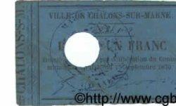 1 Franc FRANCE régionalisme et divers  1870 BPM.043.2 TTB