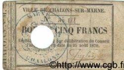 5 Francs FRANCE régionalisme et divers  1870 BPM.043.1 TB