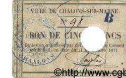 5 Francs FRANCE  1871 BPM.043.3 TB