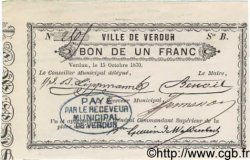 1 Franc FRANCE  1870 BPM.056.11b SPL