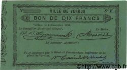 10 Francs FRANCE régionalisme et divers  1870 BPM.056.12a SUP