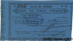 20 Francs FRANCE régionalisme et divers  1870 BPM.056.11d SPL