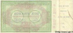 10 Francs FRANCE  1870 BPM.069.38 TTB