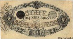 500 Francs 1842 FRANCE  1851 F.A17.08 SUP