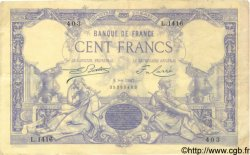 100 Francs 1882 FRANCE  1887 F.A48.07 TTB