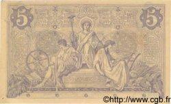 5 Francs NOIR FRANCE  1873 F.01.18 pr.NEUF