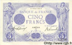 5 Francs BLEU FRANCE  1913 F.02.19 SUP+