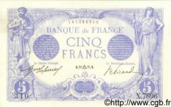 5 Francs BLEU FRANCE  1915 F.02.31 SPL