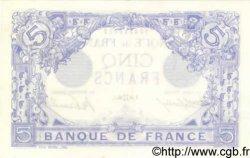 5 Francs BLEU FRANCE  1916 F.02.39