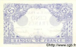 5 Francs BLEU FRANCE  1916 F.02.43 SPL