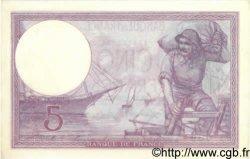 5 Francs VIOLET FRANCE  1919 F.03.03 NEUF