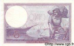 5 Francs VIOLET FRANCE  1924 F.03.08 SUP+