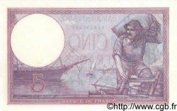 5 Francs VIOLET FRANCE  1925 F.03.09 NEUF