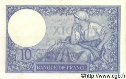 10 Francs MINERVE FRANCE  1930 F.06.14 SUP+