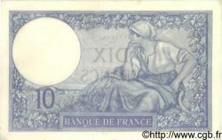 10 Francs MINERVE FRANCE  1932 F.06.16 SPL+