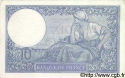10 Francs MINERVE modifié FRANCE  1939 F.07.04 SPL+