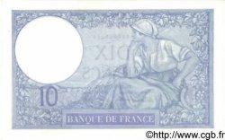 10 Francs MINERVE modifié FRANCE  1939 F.07.07 pr.NEUF