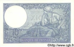 10 Francs MINERVE modifié FRANCE  1939 F.07.10 pr.NEUF