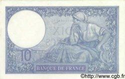 10 Francs MINERVE modifié FRANCE  1940 F.07.16 pr.NEUF