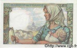 10 Francs MINEUR FRANCE  1942 F.08.04 SPL