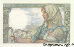 10 Francs MINEUR FRANCE  1943 F.08.07 NEUF