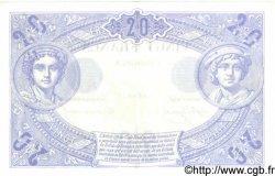 20 Francs NOIR FRANCE  1874 F.09.01 SUP