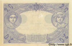20 Francs BLEU FRANCE  1912 F.10.02 pr.SPL