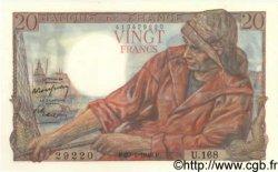 20 Francs PÊCHEUR FRANCE  1948 F.13.12 NEUF