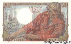 20 Francs PÊCHEUR FRANCE  1948 F.13.13 NEUF