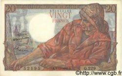 20 Francs PÊCHEUR FRANCE  1949 F.13.16 pr.NEUF