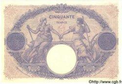 50 Francs BLEU ET ROSE FRANCE  1902 F.14.14 SUP