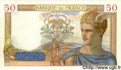 50 Francs CÉRÈS FRANCE  1935 F.17.04 NEUF