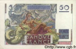 50 Francs LE VERRIER FRANCE  1949 F.20.11 pr.SPL