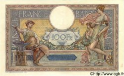 100 Francs LUC OLIVIER MERSON grands cartouches FRANCE  1927 F.24.06 SUP+