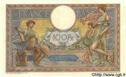 100 Francs LUC OLIVIER MERSON grands cartouches FRANCE  1927 F.24.06 pr.SPL