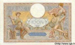 100 Francs LUC OLIVIER MERSON grands cartouches FRANCE  1936 F.24.15 pr.SPL