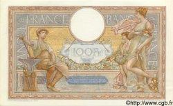 100 Francs LUC OLIVIER MERSON type modifié FRANCE  1938 F.25.10 SPL