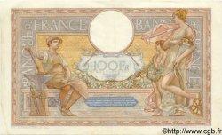 100 Francs LUC OLIVIER MERSON type modifié FRANCE  1938 F.25.29 TTB+