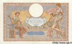 100 Francs LUC OLIVIER MERSON type modifié FRANCE  1939 F.25.47 SUP+