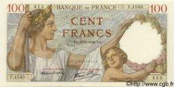 100 Francs SULLY FRANCE  1939 F.26.07 pr.NEUF