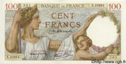 100 Francs SULLY FRANCE  1940 F.26.29 pr.SPL